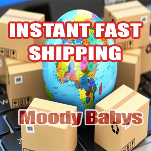 Moody Babys | Instant Fast Shipping