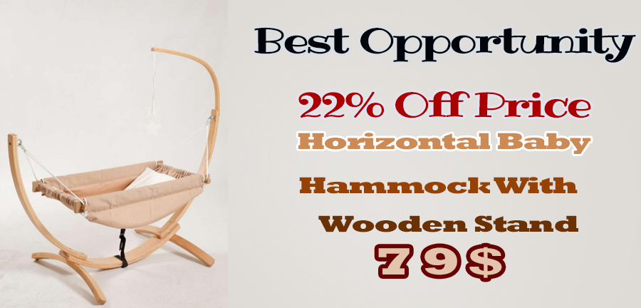 Horizontal Baby Hammock